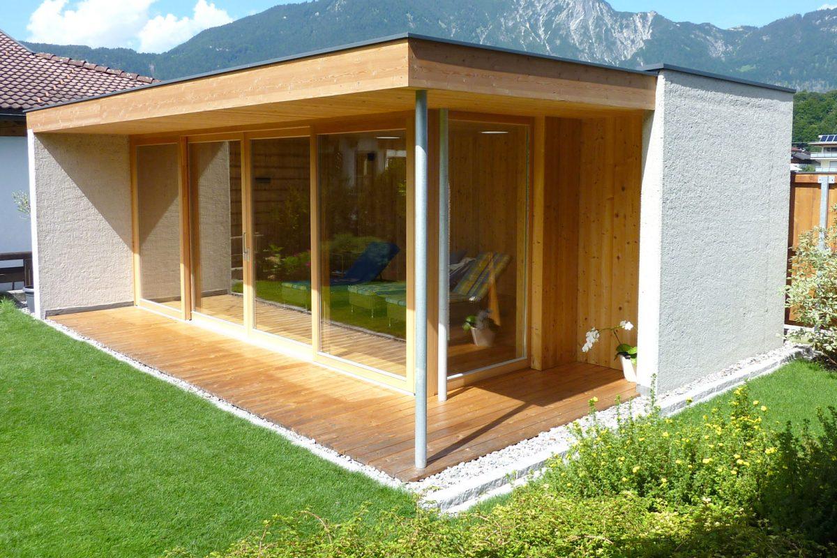 Gartenhaus Kundl